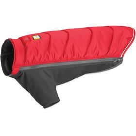 Ruffwear Powder Hound Jacket Red Currant